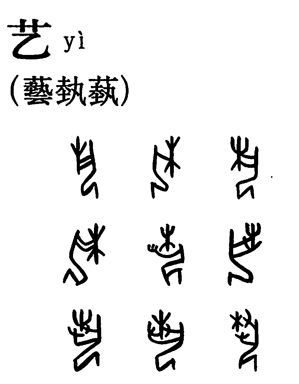 いわゆる漢字